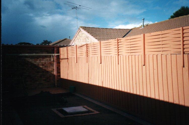 Bunnings Garden Fence Paint | Fasci Garden